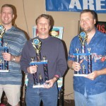 2004 EM Winners1st Mark Beardsley (Center) 2nd Chris Newsome (Left) 3rd Don Brownback (Right)