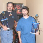 2004 Flippers WinnersTrent Augenstine & Jim Belsito
