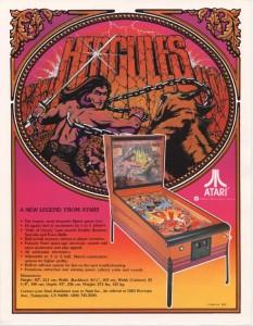 flyer Flipper Atari Hercules