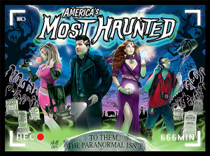 America's Most Haunted Translite
