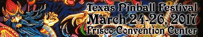 Texas Pinball Festival